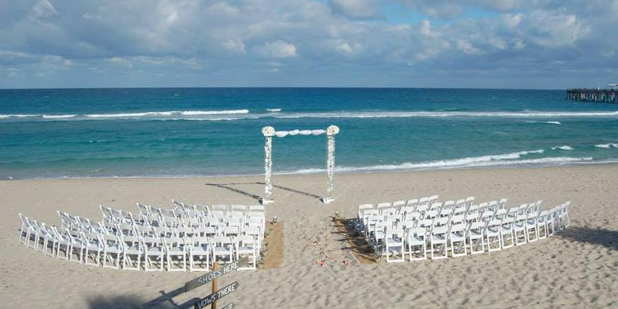 Lake Worth Casino Building & Beach Complex wedding Fort Lauderdale