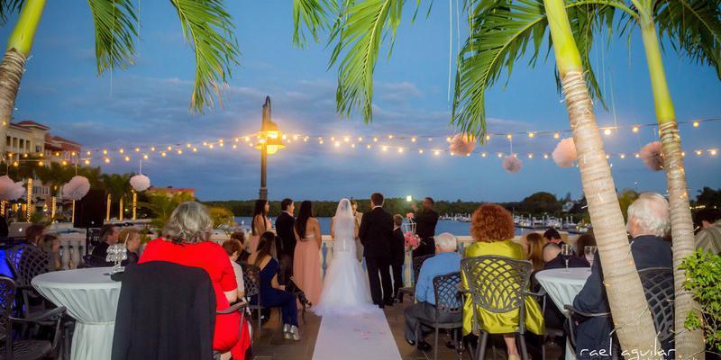 Bayfront Inn Naples wedding Naples/Fort Myers