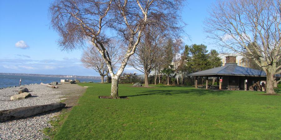 Fairhaven Marine Park wedding Everett