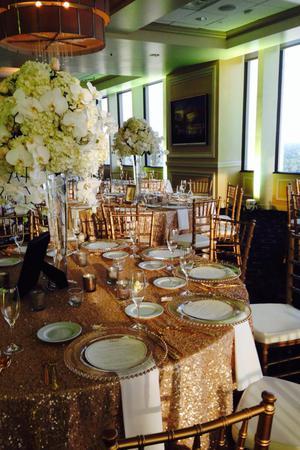Citrus Club wedding Orlando