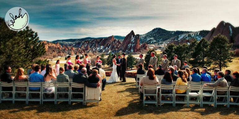 Arrowhead Golf Club wedding Denver