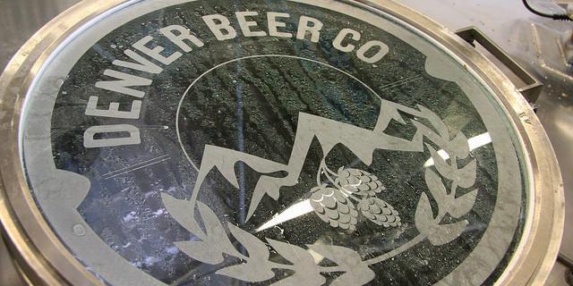 Denver Beer Co. Canworks wedding Denver