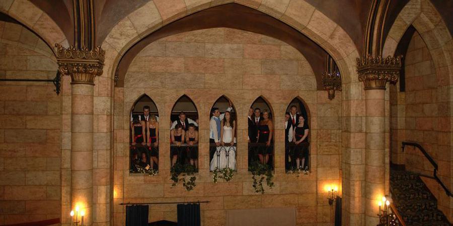 Elsinore Theatre wedding Portland