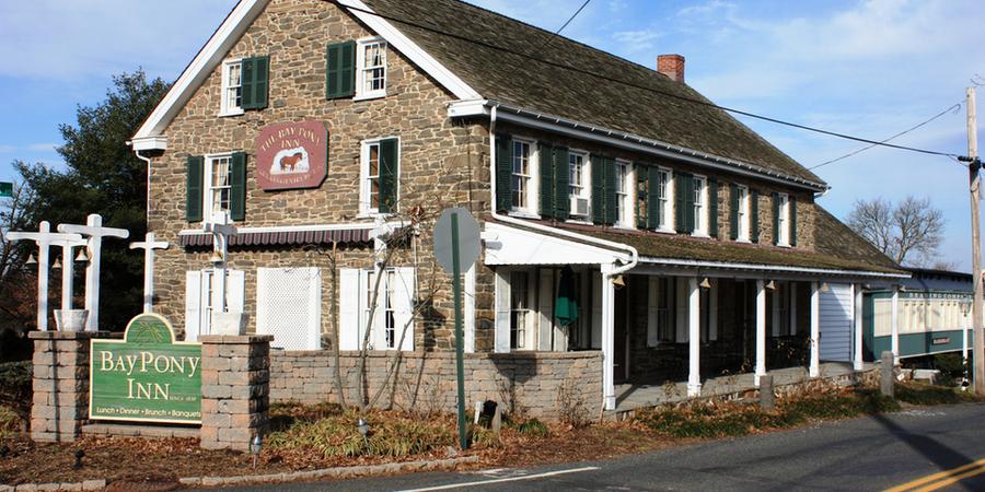 Bay Pony Inn wedding Philadelphia