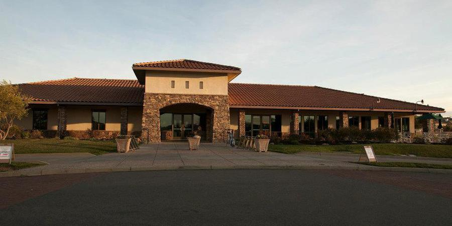Empire Ranch Golf Club wedding Sacramento
