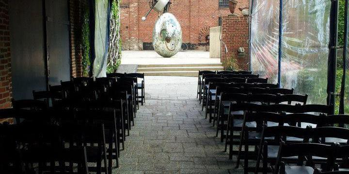 American Visionary Art Museum wedding Baltimore