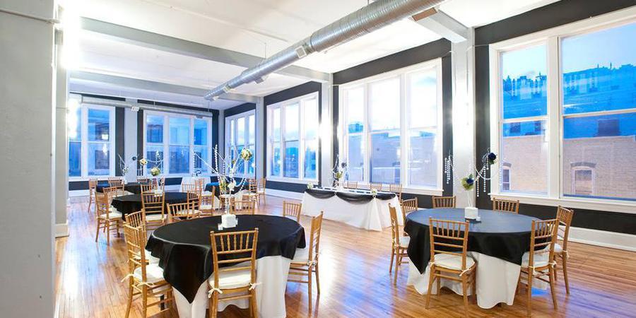 Blue 5 Restaurant wedding Lexington