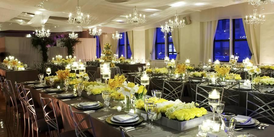 Midtown Loft & Terrace wedding Manhattan
