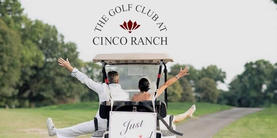 The Golf Club at Cinco Ranch wedding Houston