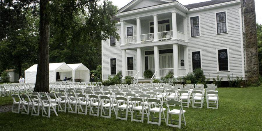 The Dewberry Plantation wedding Dallas