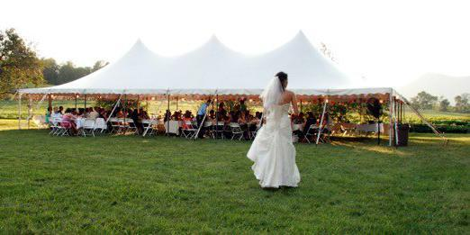 Cave Hill Farm Bed and Breakfast wedding Charlottesville