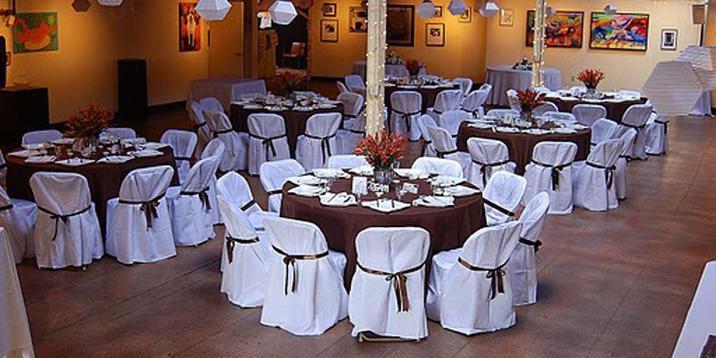 Art Works Studio and Galleries wedding Richmond