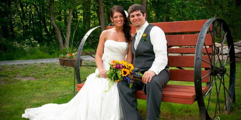 Laurel Rock Farm wedding Central PA