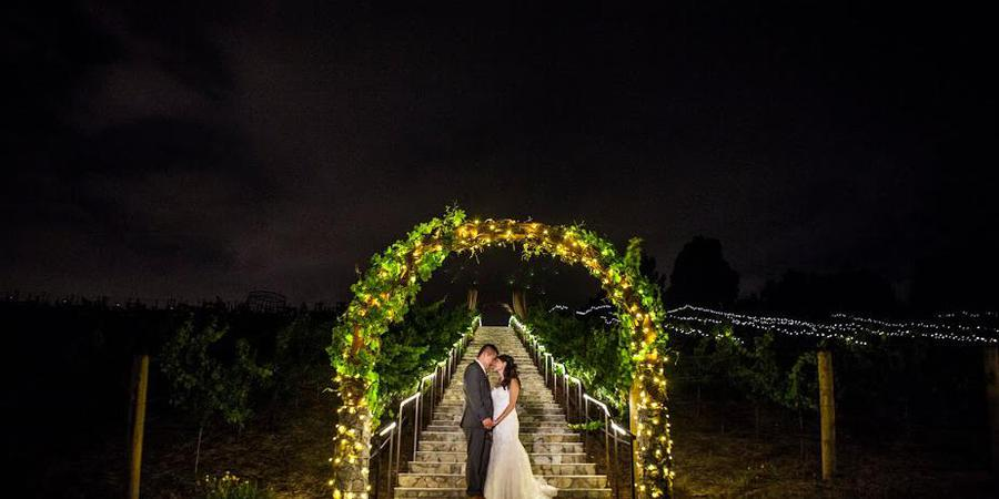 Nella Terra Cellars wedding East Bay