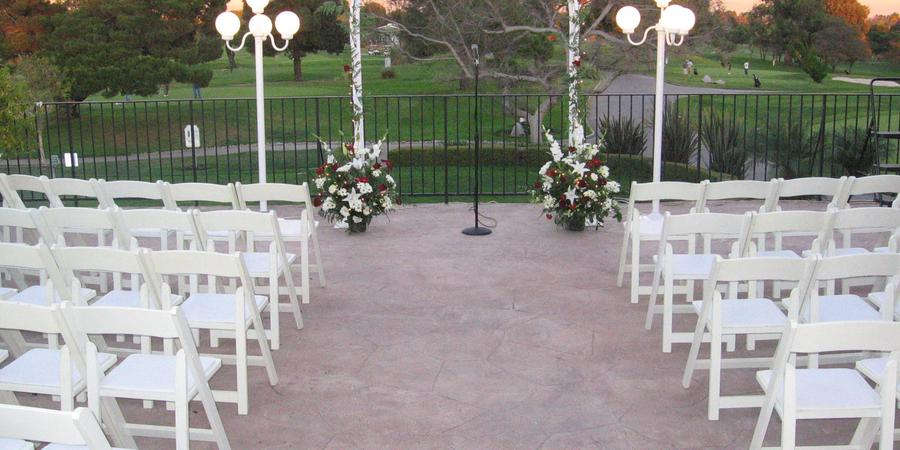 Meadowlark Golf Club wedding Orange County