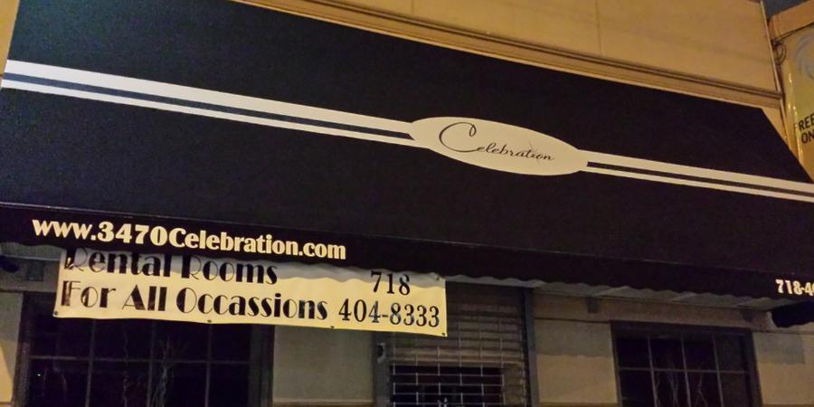 Celebration Inc. wedding Manhattan