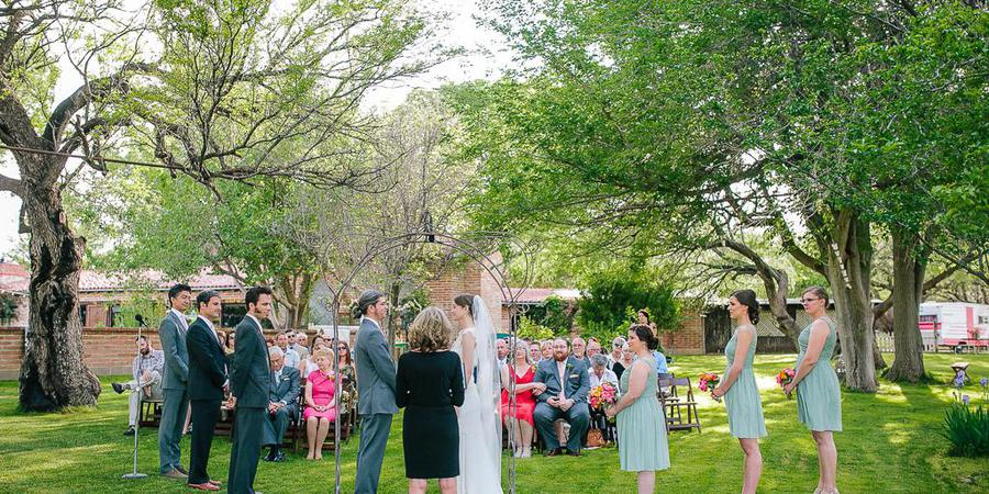 Agua Linda Farm wedding Tucson