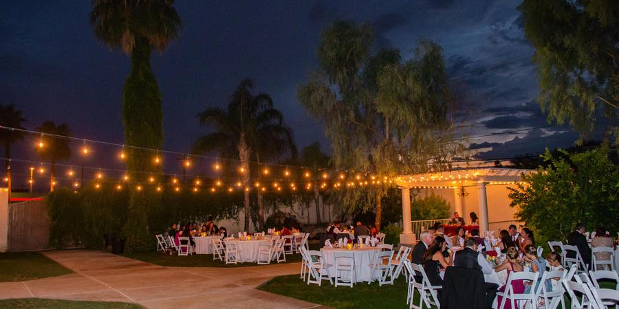 Angelica's Wedding and Event Center wedding Tucson
