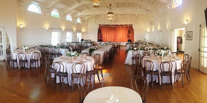 The Thursday Club wedding San Diego