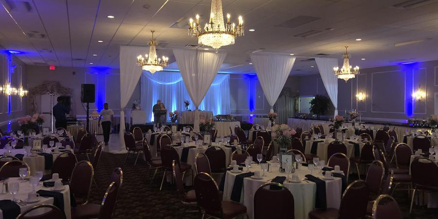 Blacklake Room wedding Philadelphia