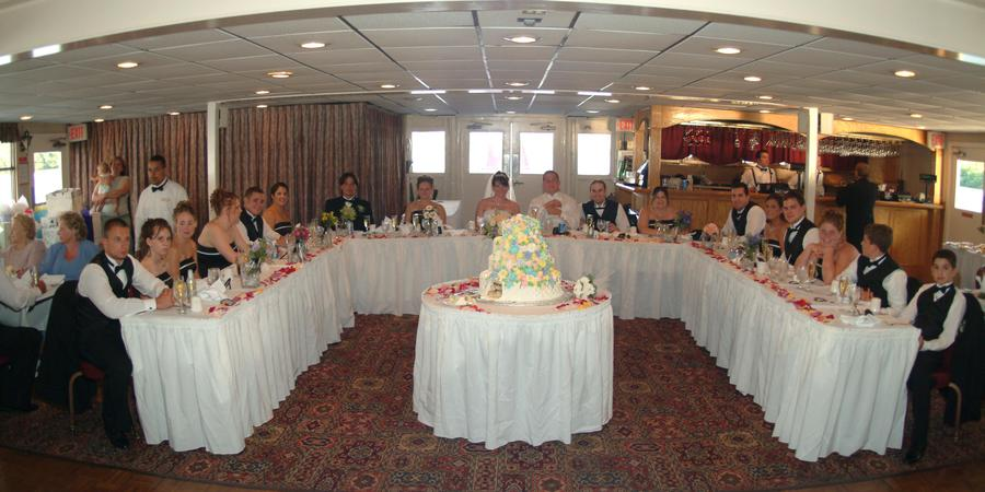 Gateway Clipper Fleet wedding Pittsburgh