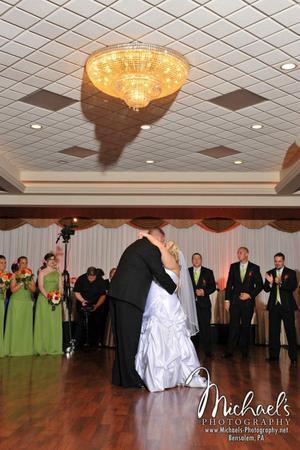 Southhampton Room wedding Philadelphia