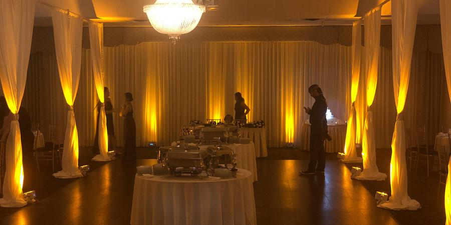Townsend Room wedding Philadelphia