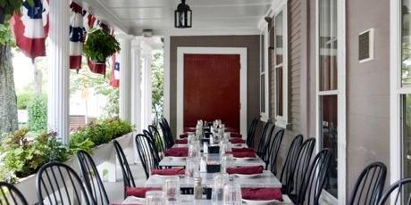 Concord's Colonial Inn wedding Boston