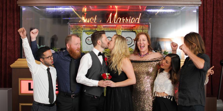 The Casino Wedding Chapel & Garden, Vegas Weddings wedding Las Vegas