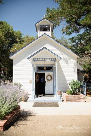 The Genoa Community Church wedding Lake Tahoe