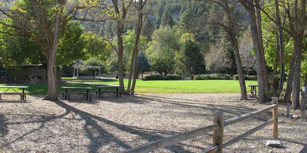 Genoa Town Park wedding Lake Tahoe