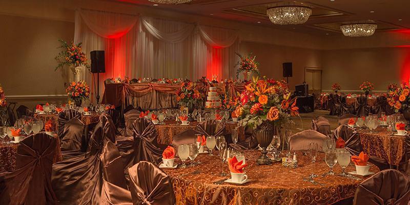 Antlers Hilton - Colorado Springs wedding Colorado Springs