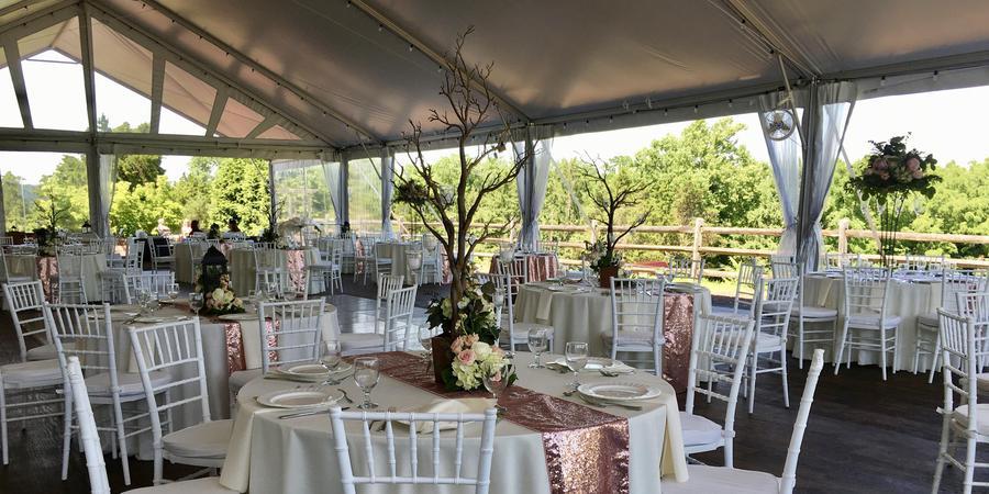 Sand Castle Winery wedding Philadelphia