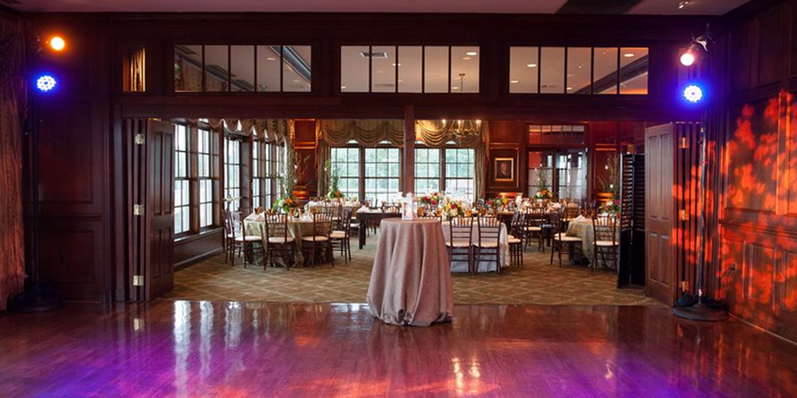 Rolling Road Golf Club wedding Baltimore