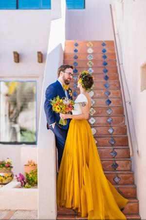 Lodge on the Desert wedding Tucson