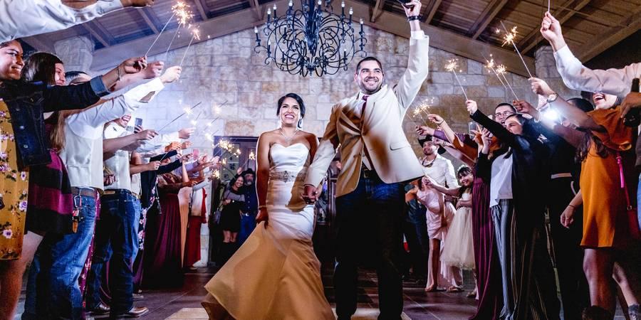 La Fontana Springs wedding San Antonio