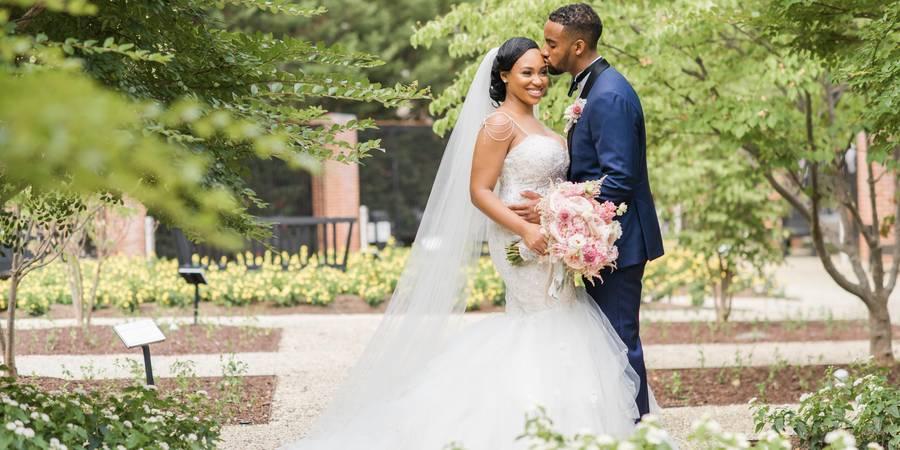 Samuel Riggs IV Alumni Center wedding Baltimore