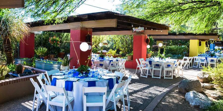Tucson Botanical Garden wedding Tucson