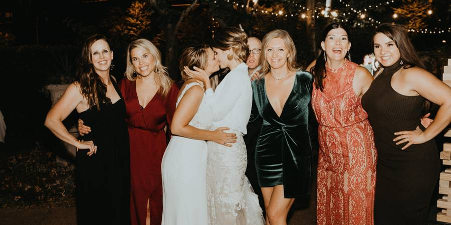 The Lobby wedding Denver