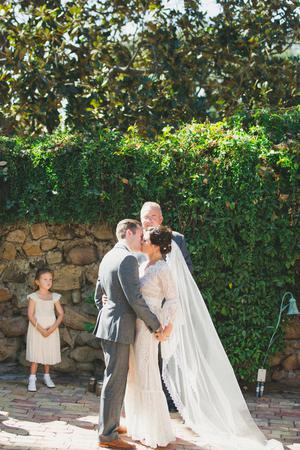 Rancho Buena Vista Adobe wedding San Diego