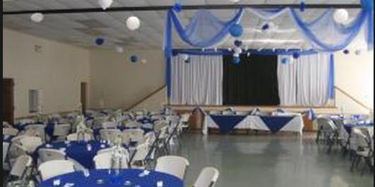Azalea Room at the Gloria McClellan Center wedding San Diego