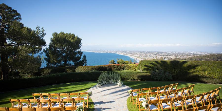 La Venta Inn wedding Los Angeles