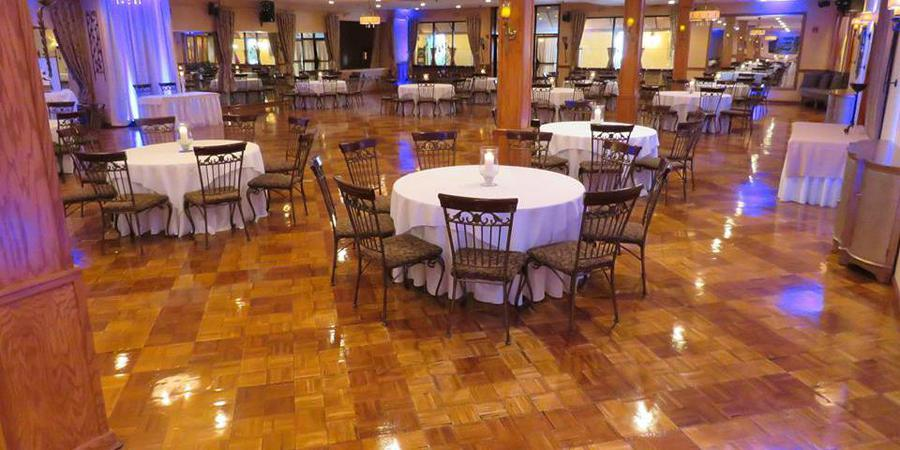 La Luna Banquet Hall wedding Philadelphia