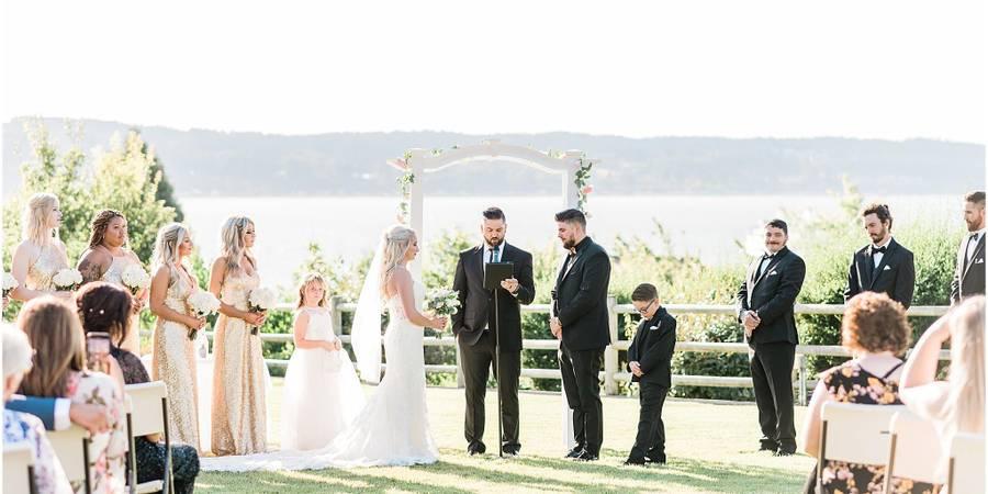 Rosehill Community Center wedding Seattle