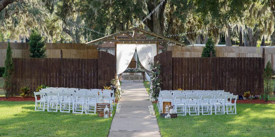 Harmony Haven Events wedding Tampa