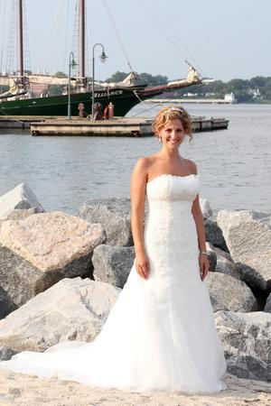 Yorktown Sailing Charters wedding Virginia Beach