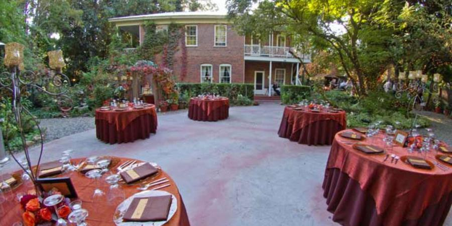 The Heirloom Inn wedding Sacramento