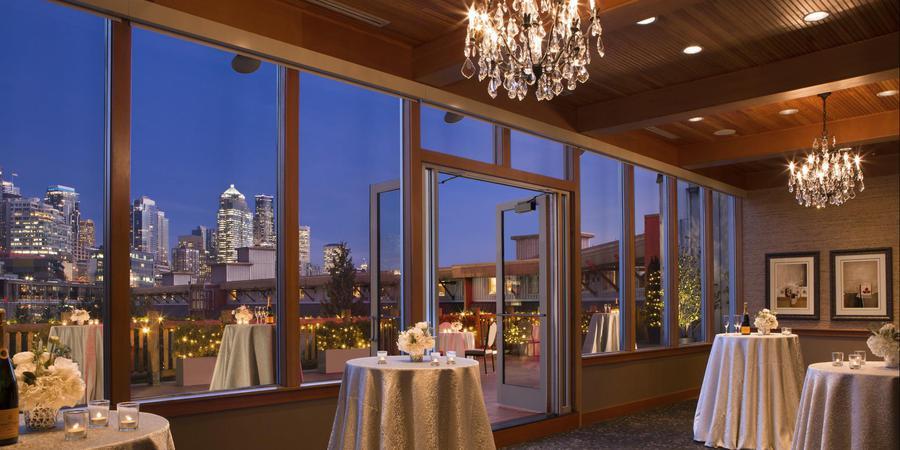 Edgewater Hotel Seattle wedding Seattle