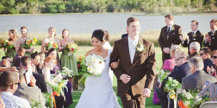 Sun 'N Lake Golf wedding Orlando