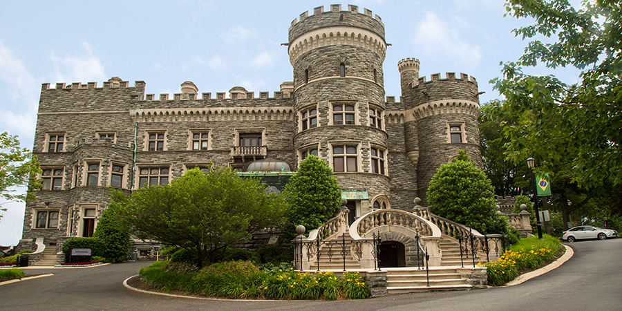 Grey Towers Castle wedding Philadelphia